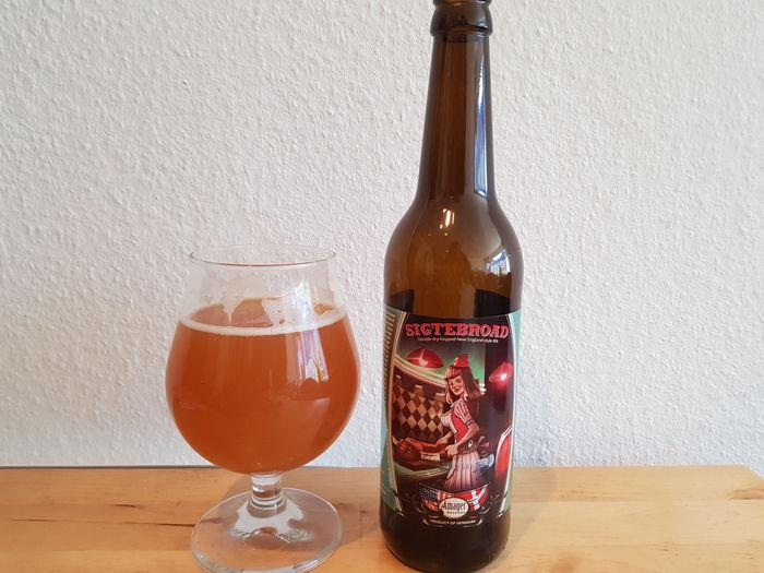 Amager Bryghus Sigtebroad - I glas og flaske