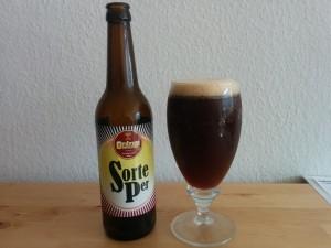 Ordrup Bryggeri - Sorteper - I glas og flaske