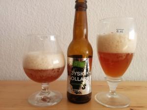 Ølsnedkeren - Jyske Dollars - I Glas og flaske
