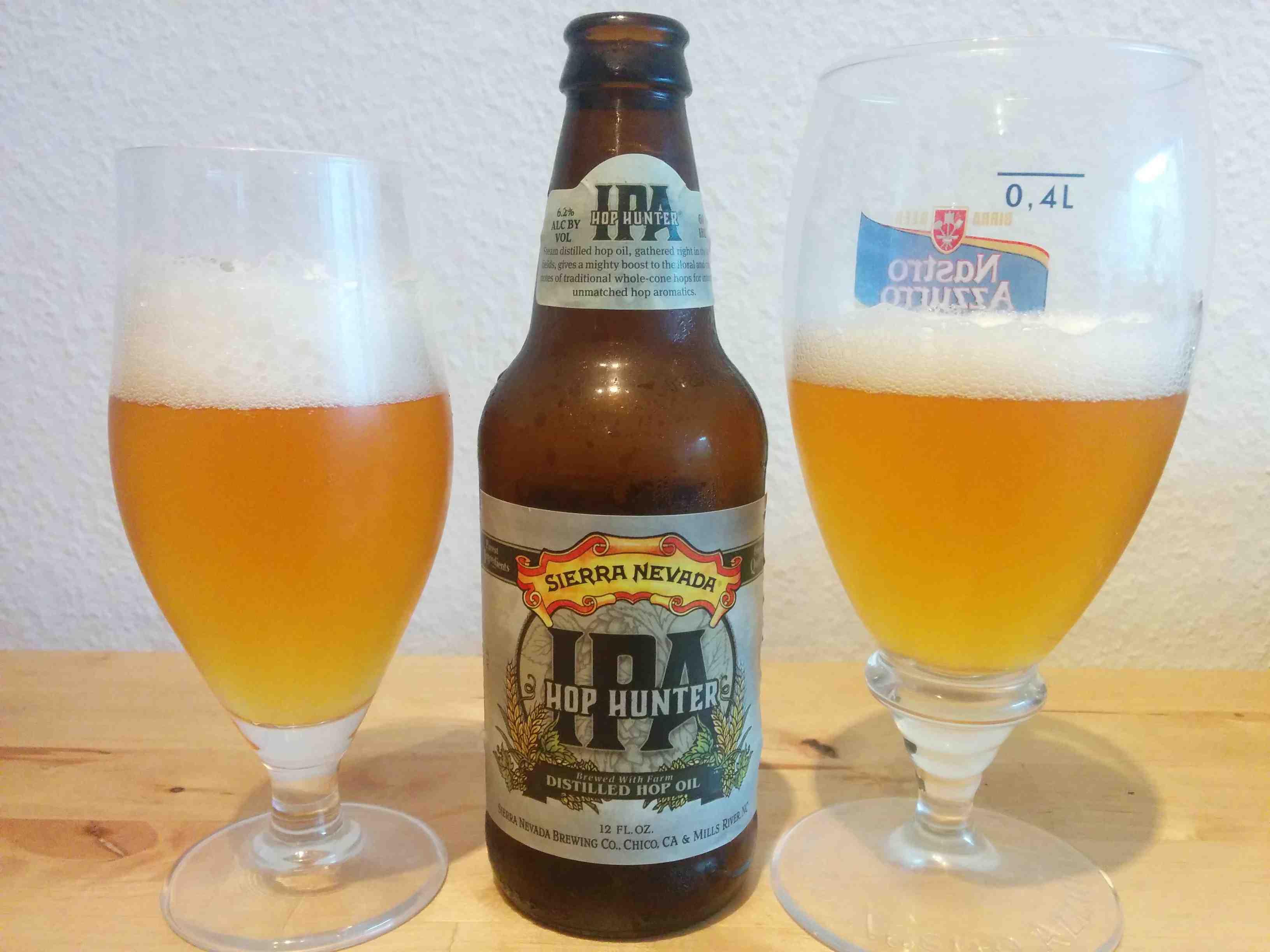 Sierra Nevada Top Hop - I glas og flaske