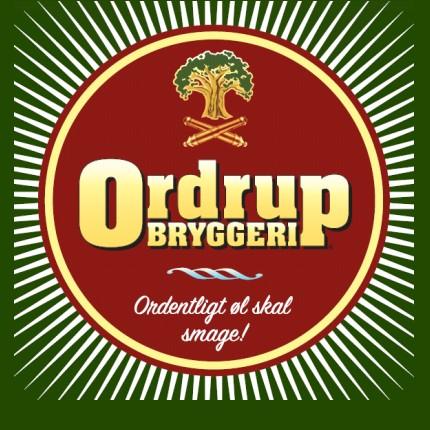 Ordrup Bryggeri Logo